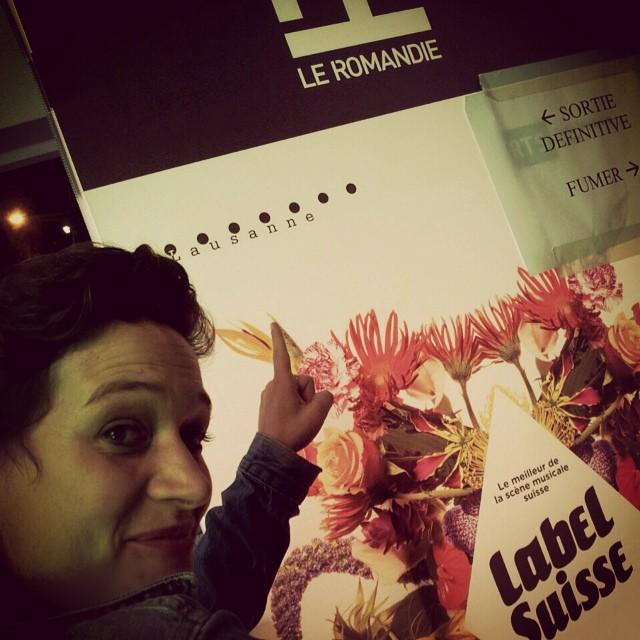 Merci @leromandie @festivallabelsuisse c'était un moment INCROYABLE ! ❤️ prochain concert 24 octobre au bourg !
