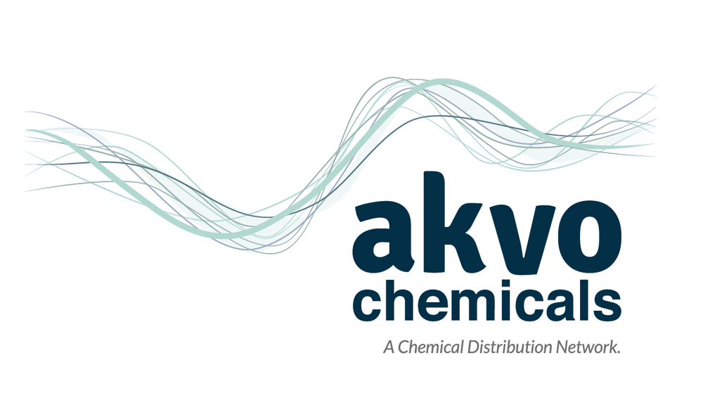 Akvo is a chemical distribution company. It had to look really corporate clean and fresh. The waves represent the fluency of the distribution, Akvo working as a bridge between customers and suppliers. Akvo itself also means water what gave me the inspiration.