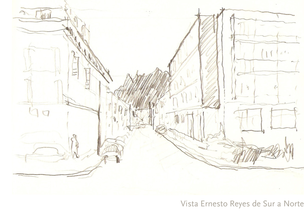 Sketches Santiago