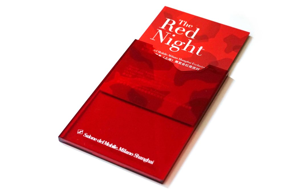 THE RED NIGHT 2018