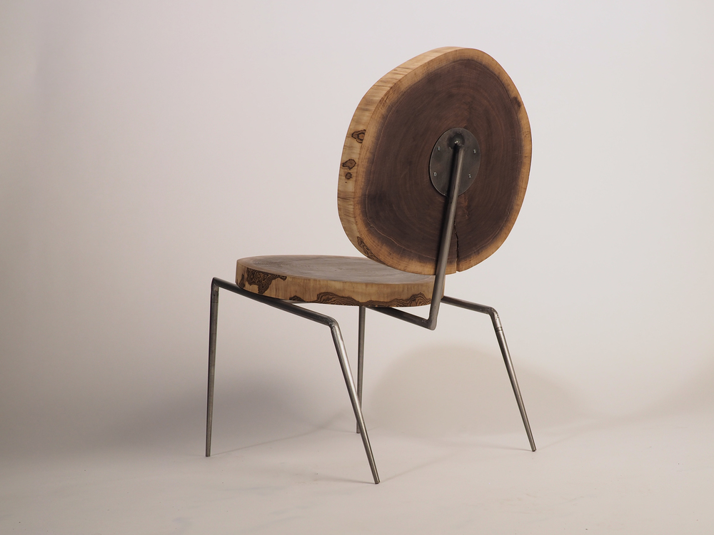 Furniture Design // Lounge Chair