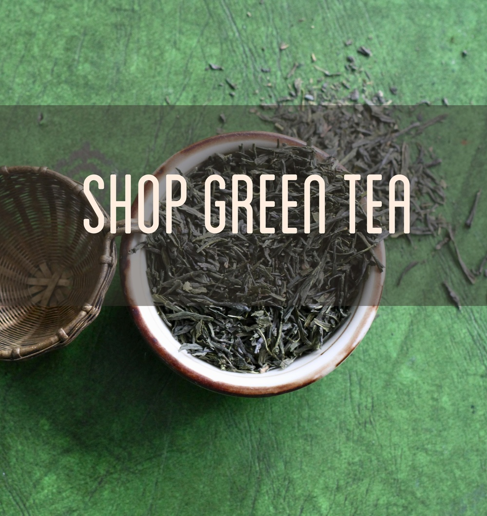 Shop Green Teas