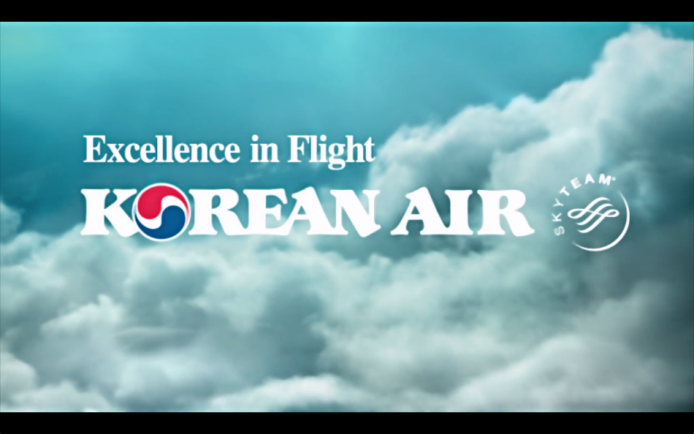 Korean Air commercial - at Petrol Lighing, render and composition. [Cinema 4D, After Effects]