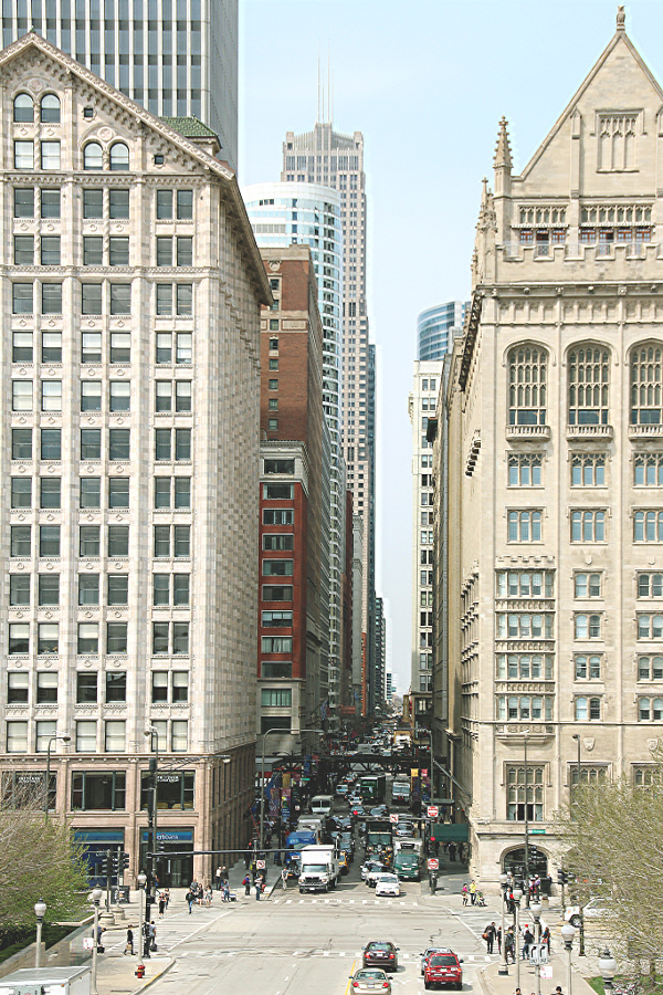 Chicago street life