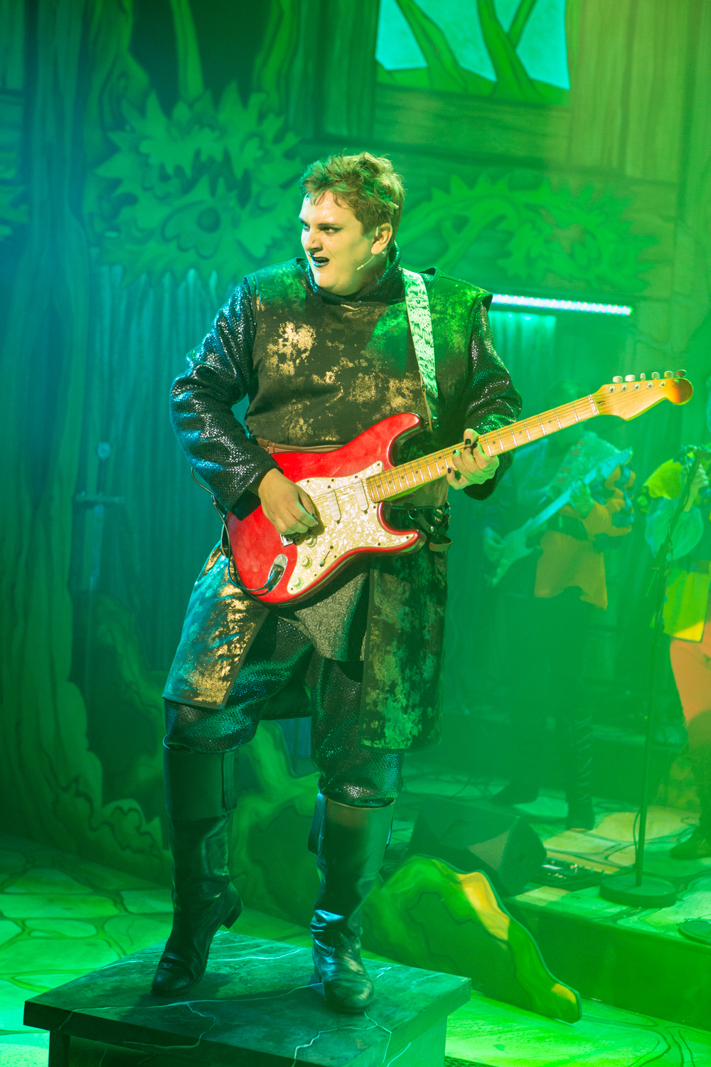 Steve Simmonds as Mordred. Phto Mike Kwasniak.jpg
