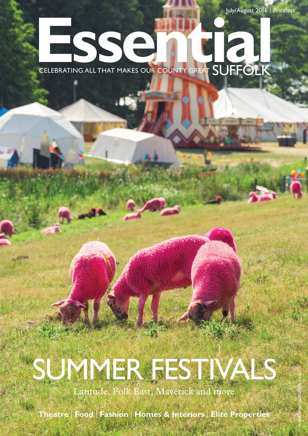 Essential Suffolk July August 2016