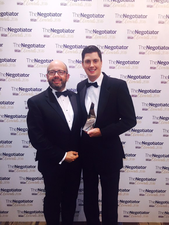 Alex Tarry and Matthew Piercy of Best Estates