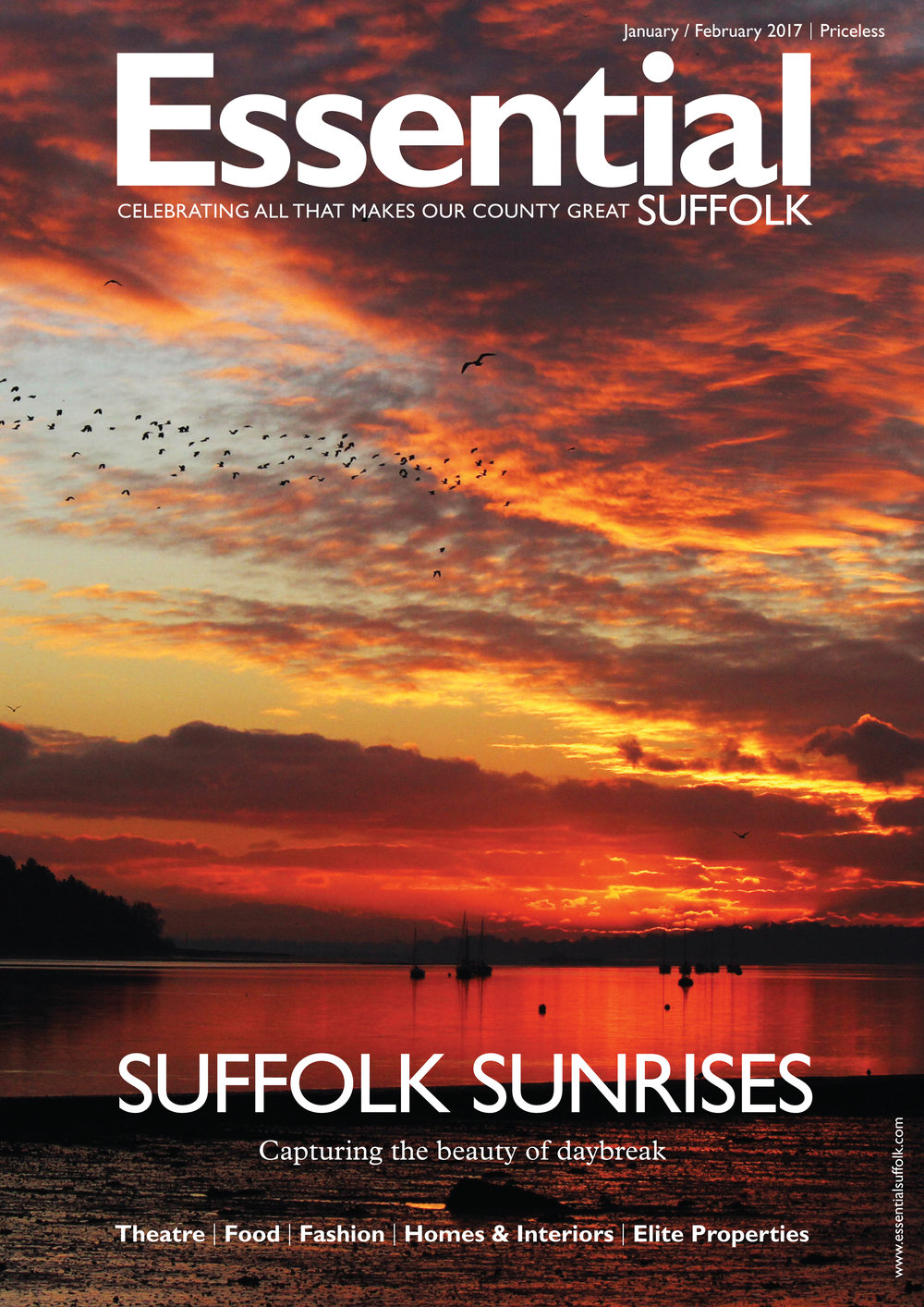 Essential Suffolk January February 2017
