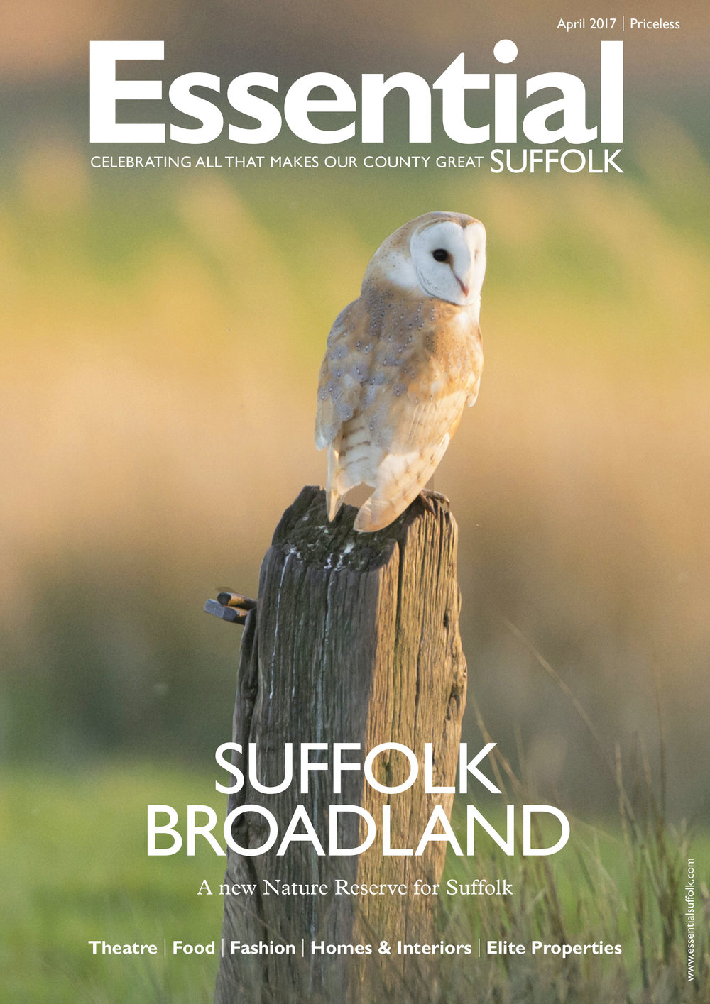 Essential Suffolk April 2017
