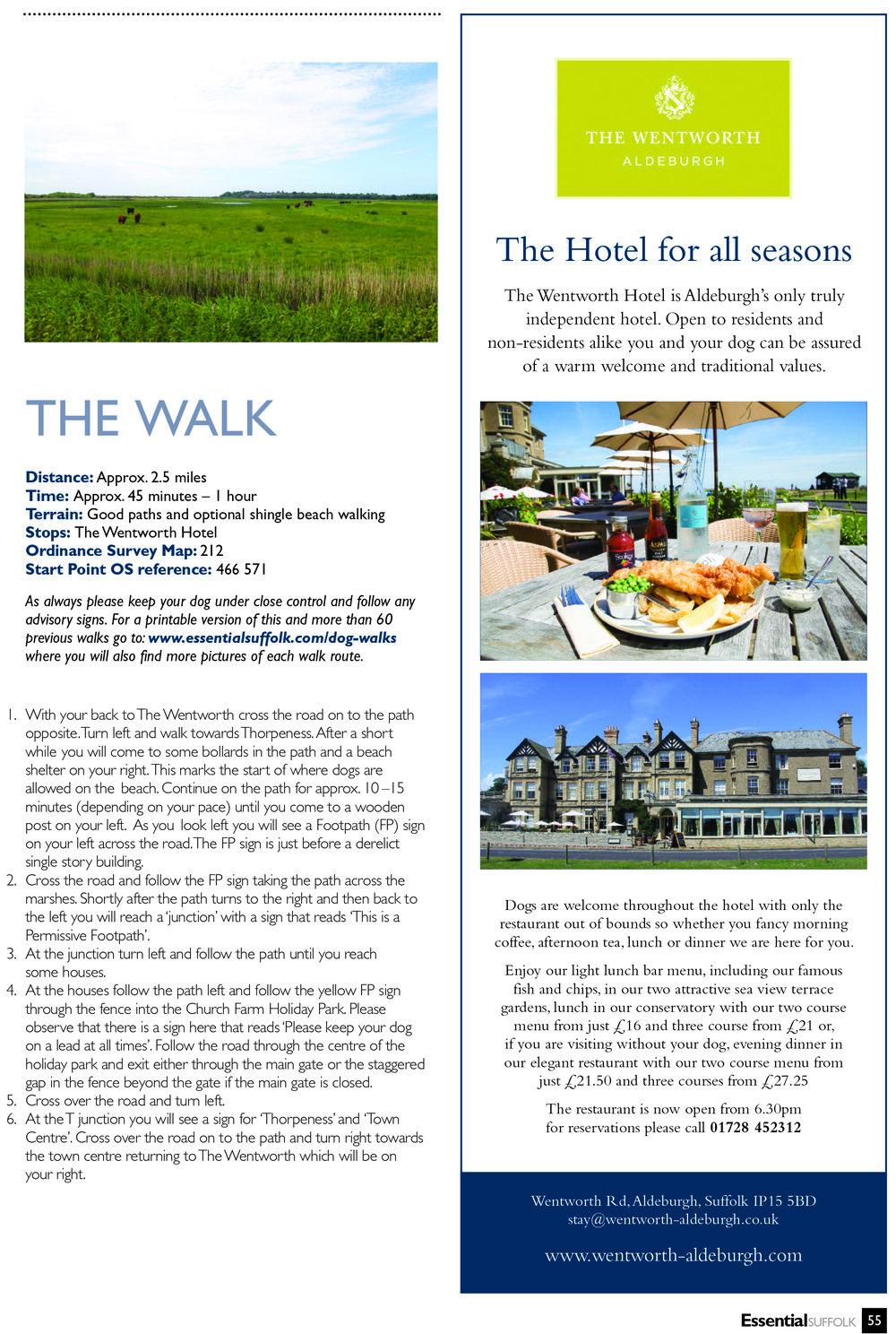 Aldeburgh Dog Walk route 1 page  2