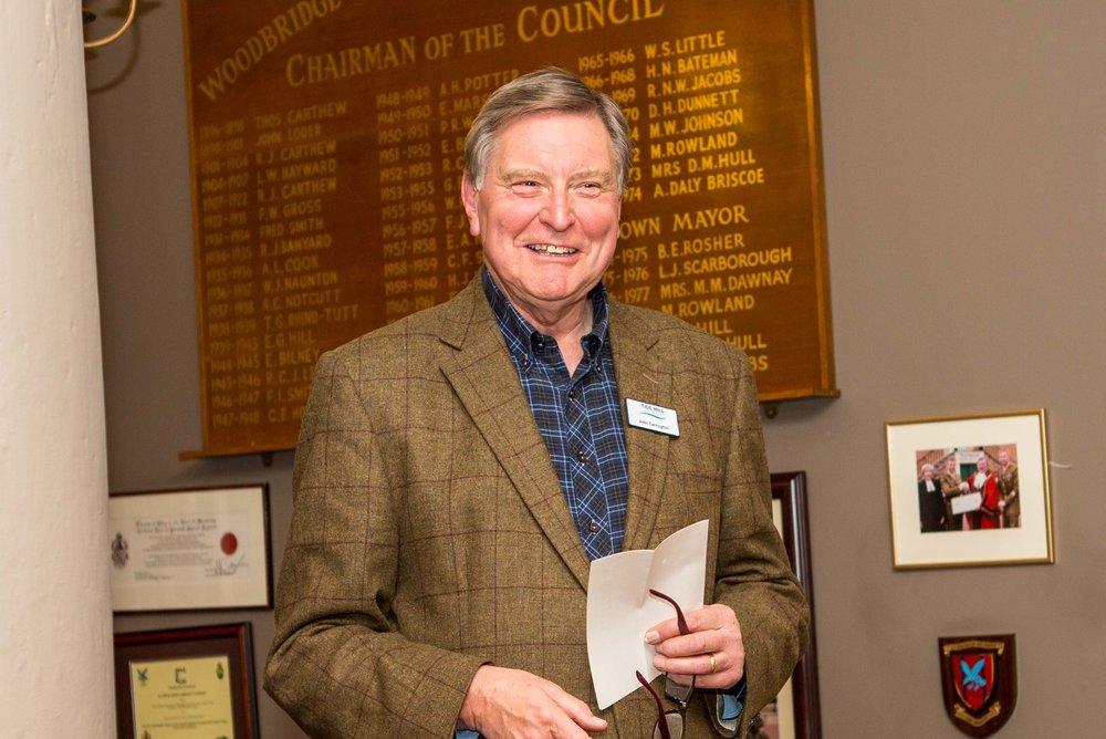 New Chairman John Carrington summarises the season - Tide Mill End of season party17_11_17-6490.jpg