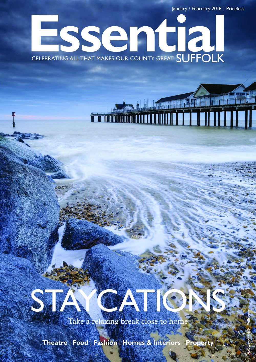 Essential Suffolk January February 2018