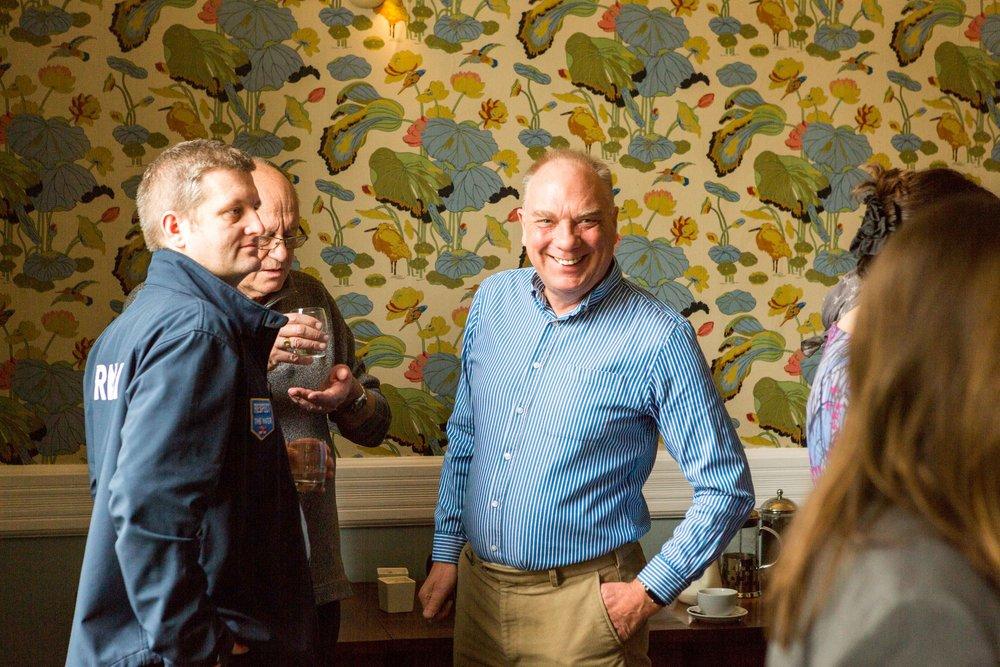 Ian Goddard RNLI, Colin D SaxFest, Steve Palmer (SADCIC).JPG