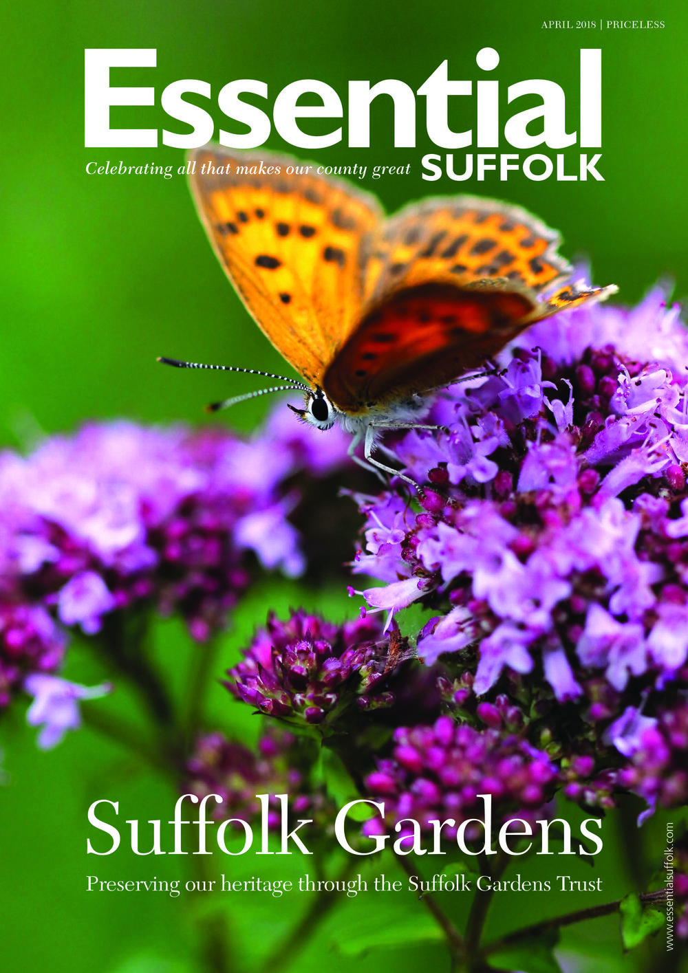 Essential Suffolk April 2018