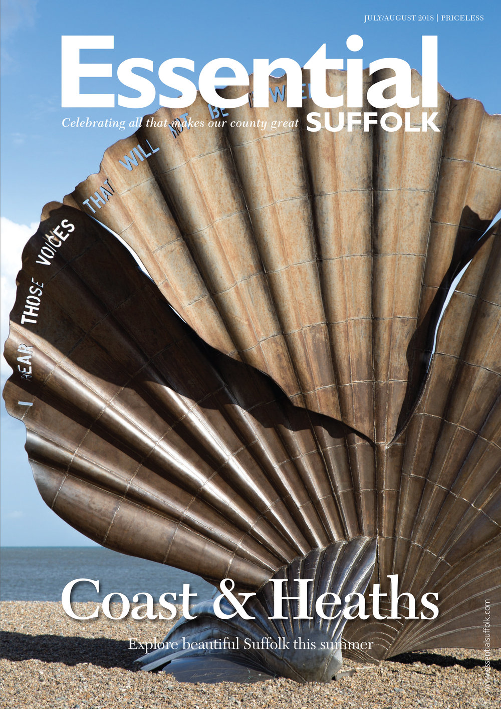 Essential Suffolk July August 2018