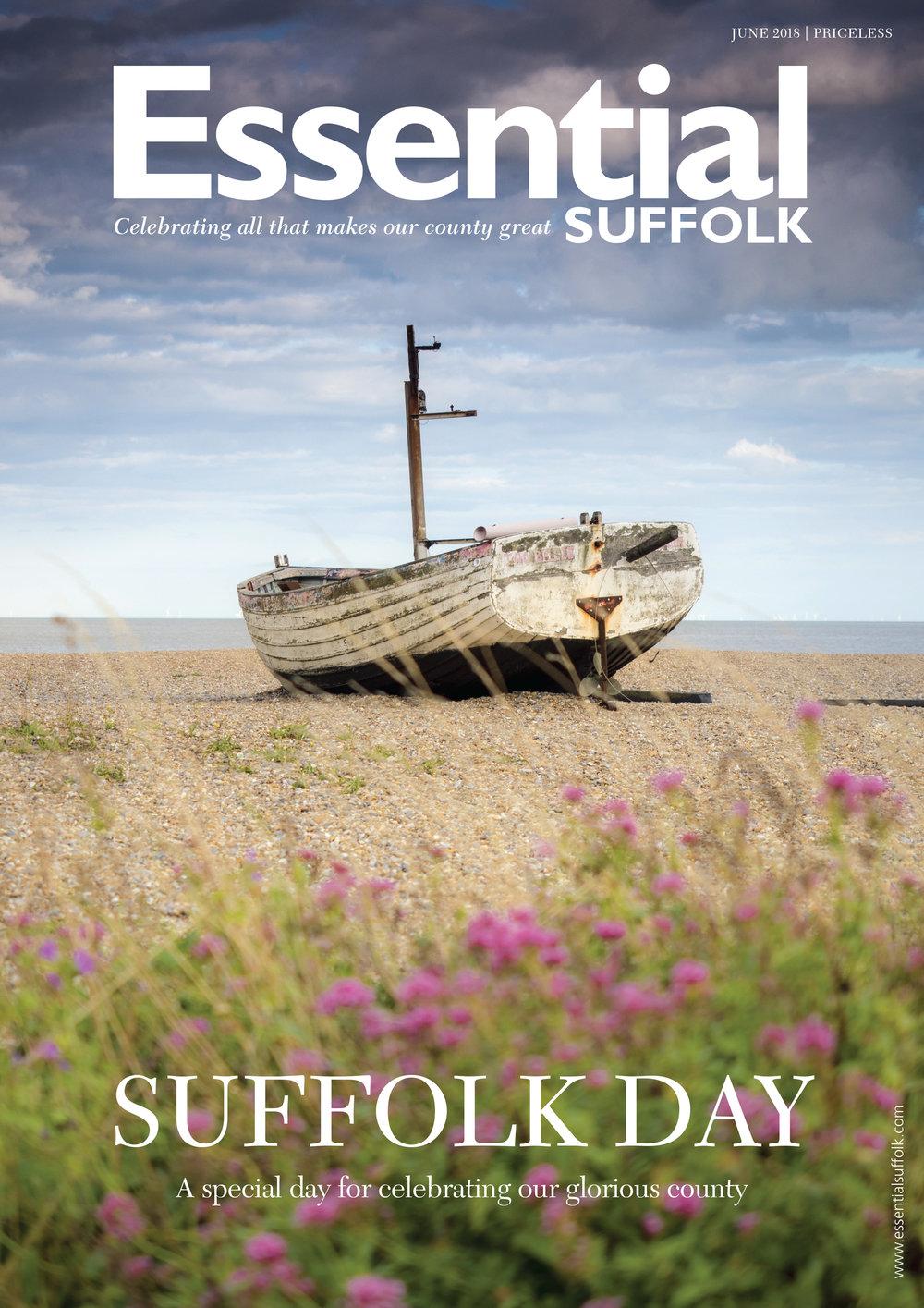 Essential Suffolk June 2018