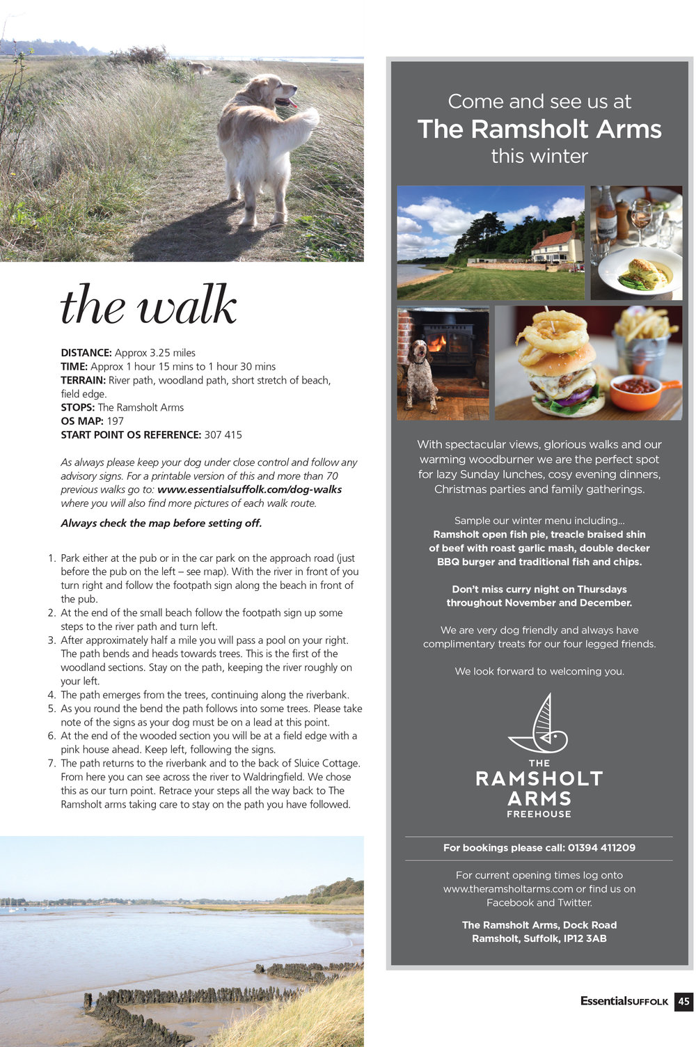 Ramsholt route 2 page 2