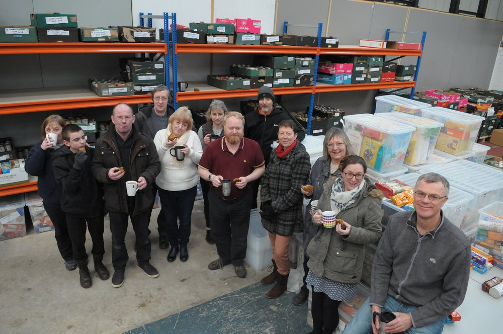 Suffolk - Volunteers at REACH Haverhill_smaller.jpg