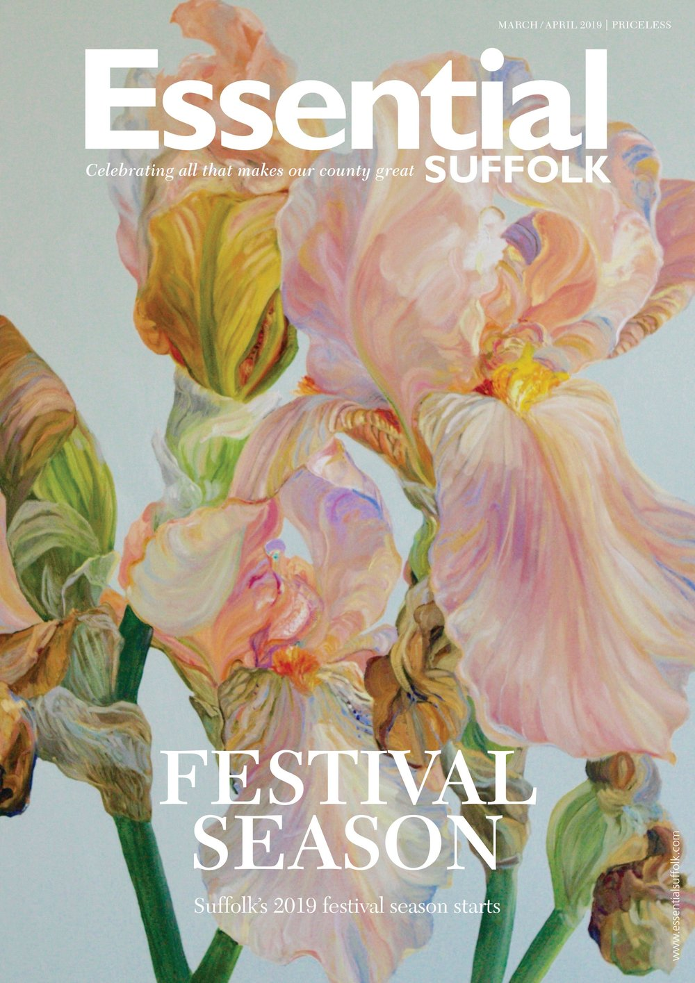 Essential Suffolk March and April 2019