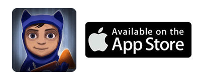 My Fear and I App Store Icon DADIU 2013