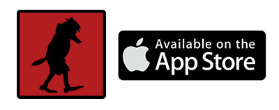 A Darker Shade of Red App Store Icon DADIU 2013