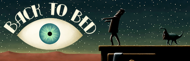 Back to Bed Poster DADIU 2011