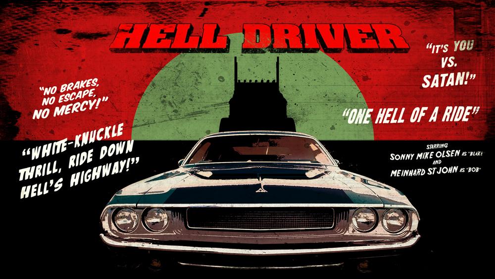 Hell Driver Thumb DADIU 2011