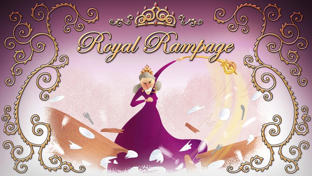 Royal Rampage (300dpi)