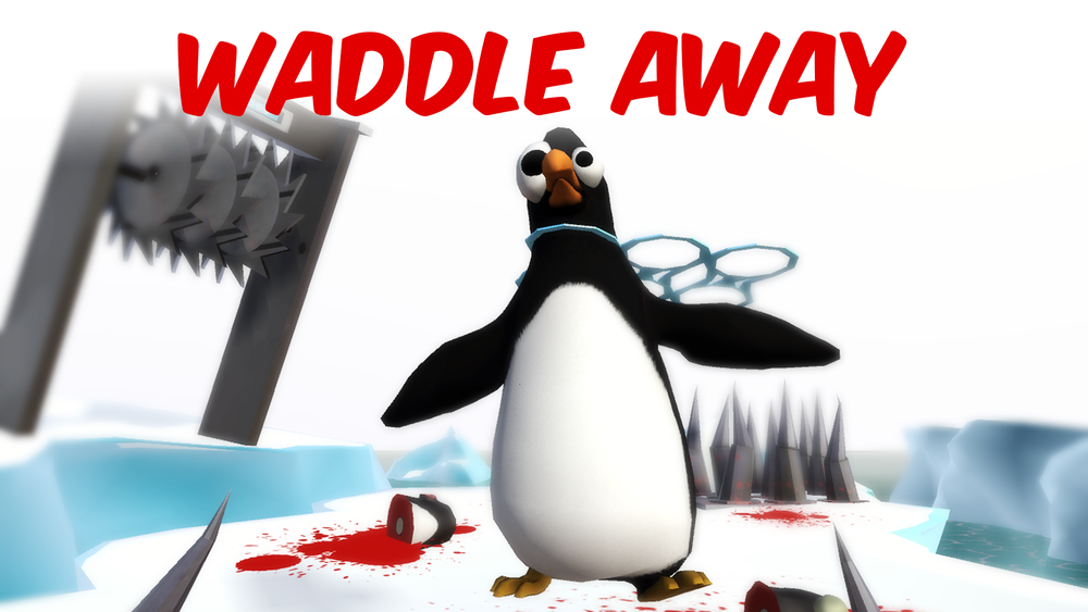 Waddle Away (300dpi)