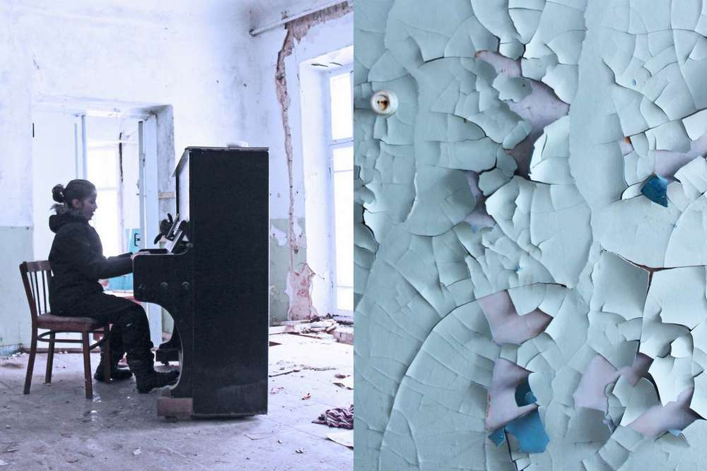 piano au sanatorium