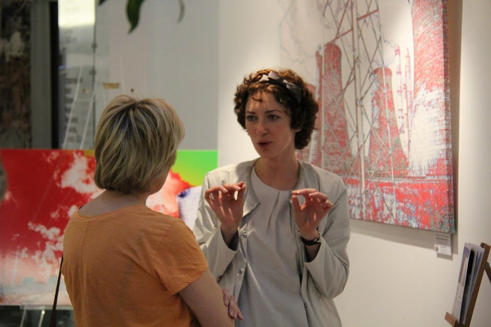 Izo Gallery Solo show Marie de La Ville Bauge (3).jpg