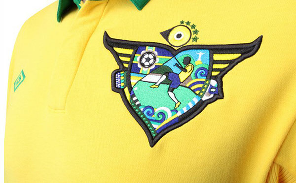 A nice collaboration between Fernando Chamarelli and Umbro.  Read about the project here.