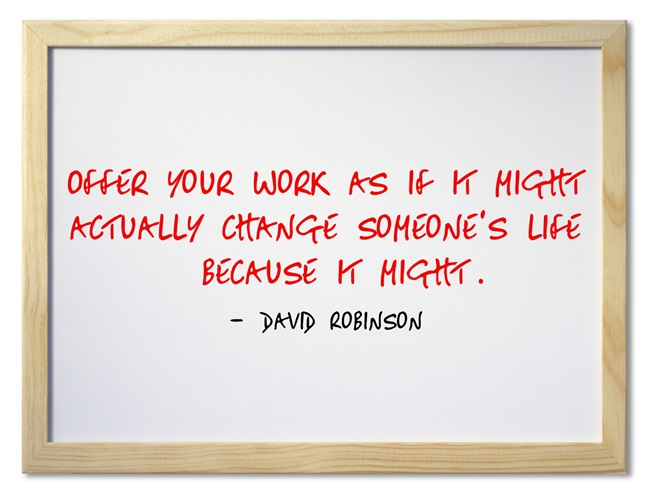 Your work makes a difference.