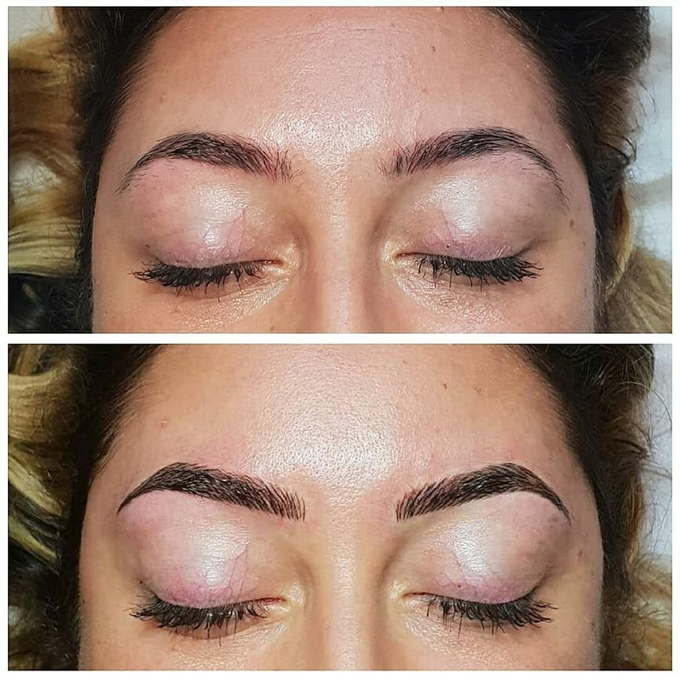 Bishops Stortford Semi Permanent Make Up