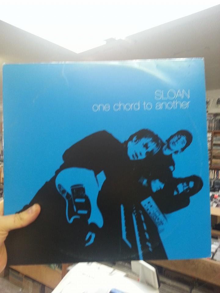 Sloan's One Chord to Another