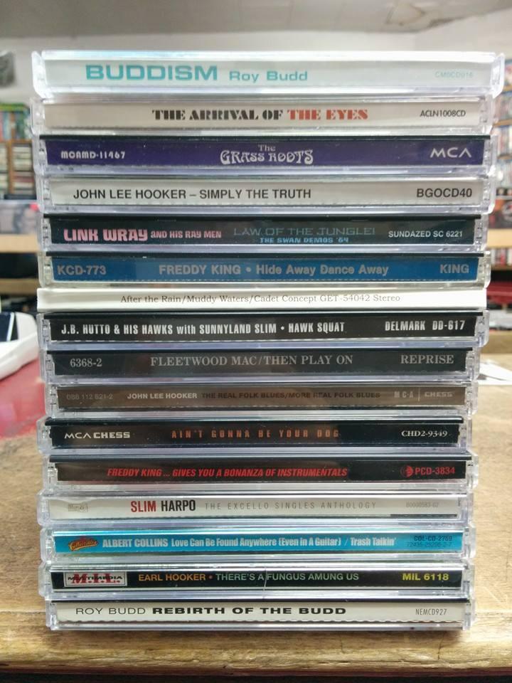 Pile O' (mostly) Blues