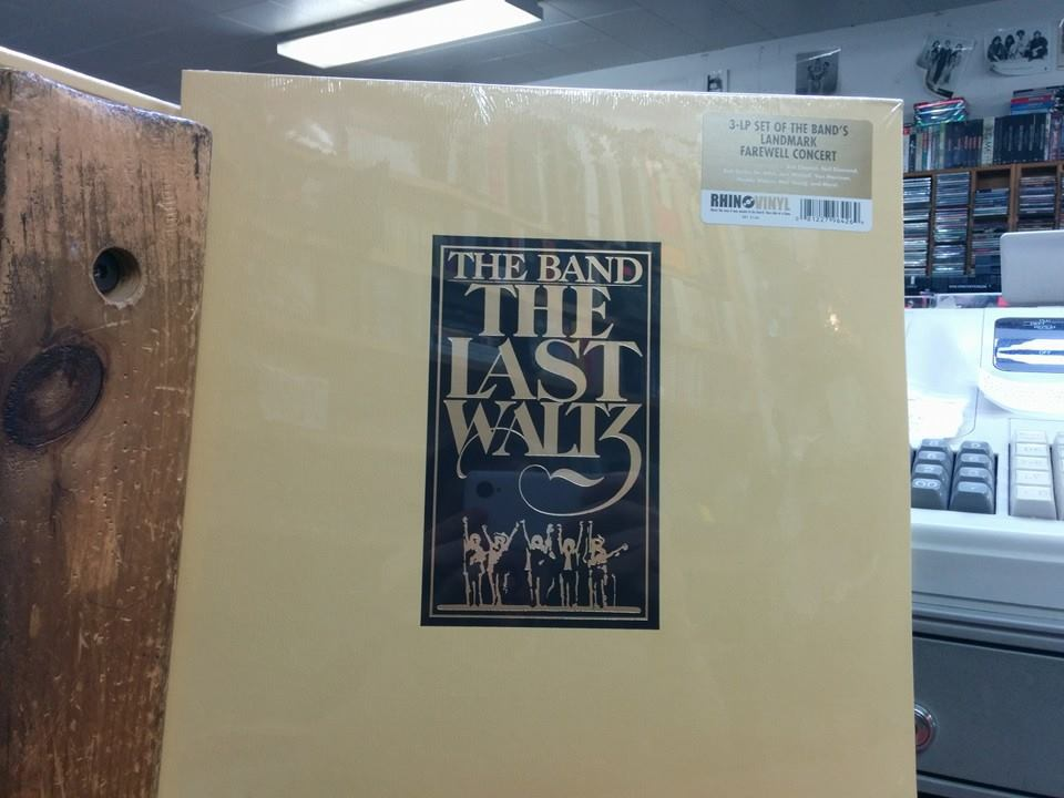 Last Waltz reissues are here!