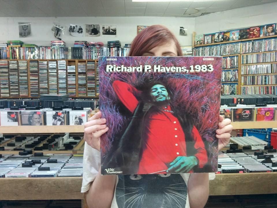 2LP German Richie Havens
