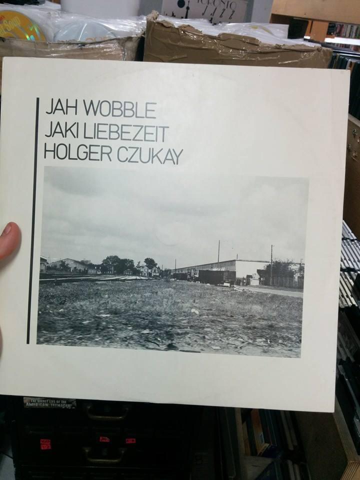 Nice Jah Wobble import