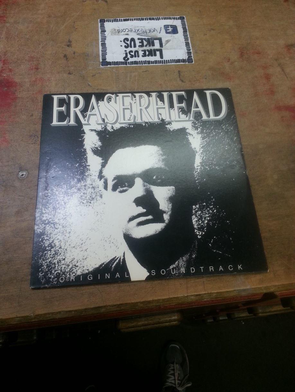 Original Eraserhead OST.