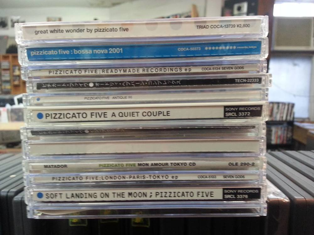 Nice Batch of Pizzicato Five