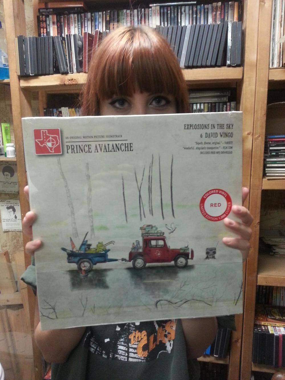 Explosions in the Sky Vinyl