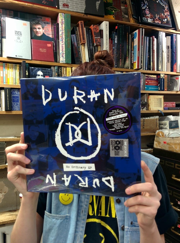 """Duran Duran 10"""" - $15.99"""
