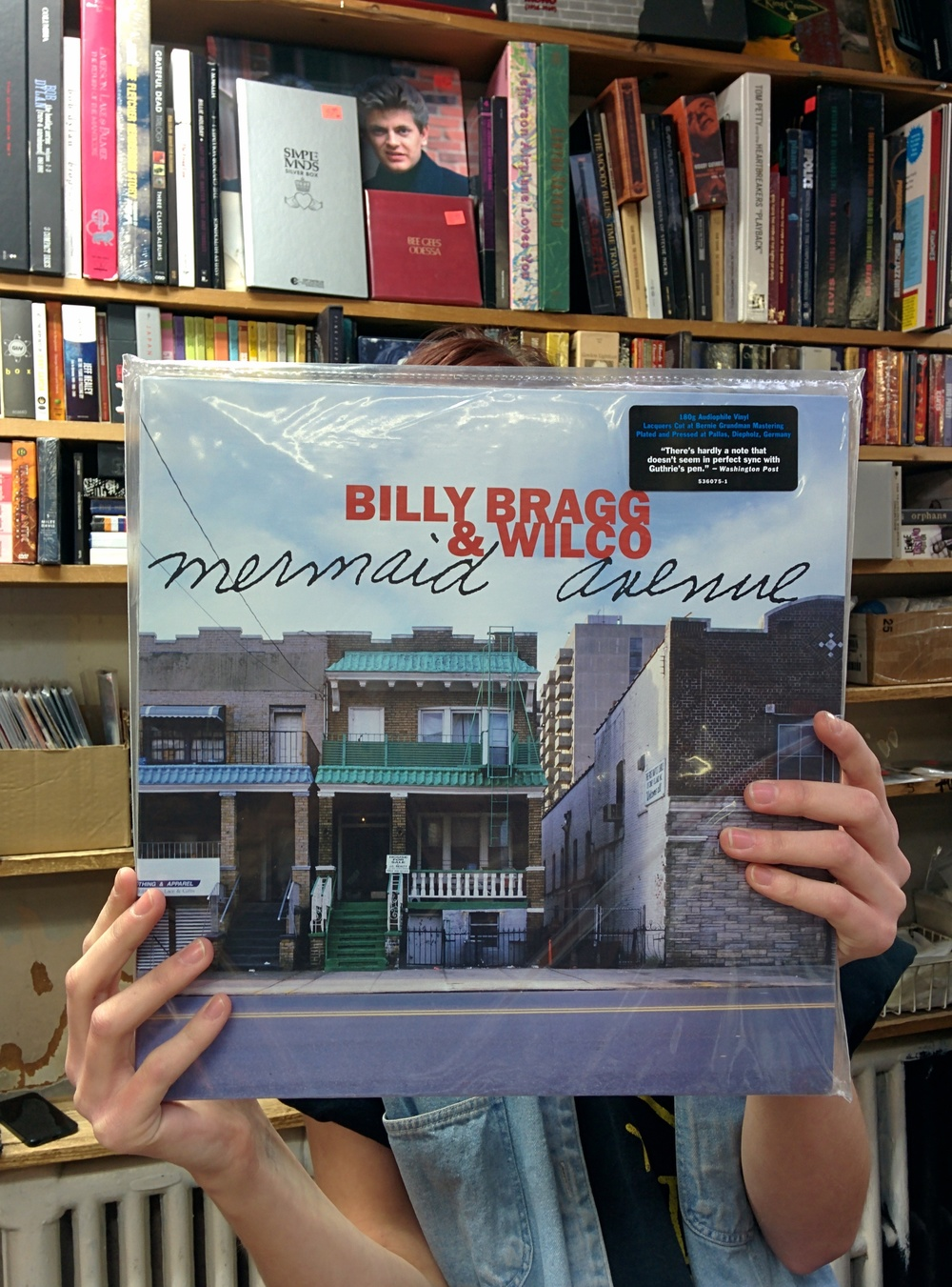 Billy Bragg & Wilco - $39.99