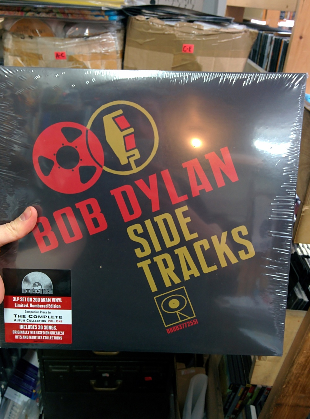 Dylan - Side Tracks - tba