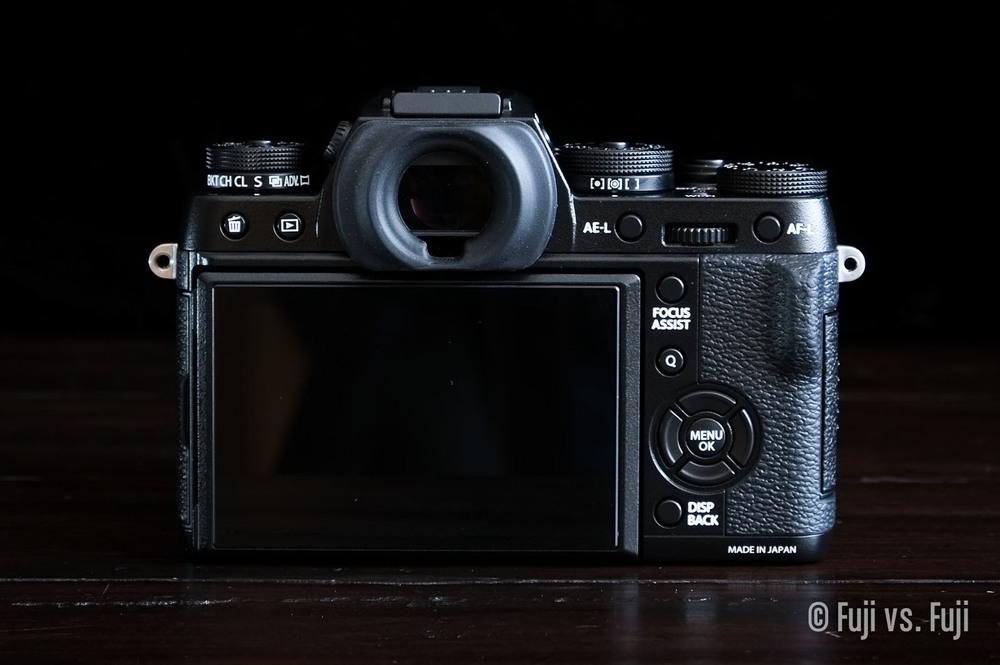 Fuji Fujifilm X-T1