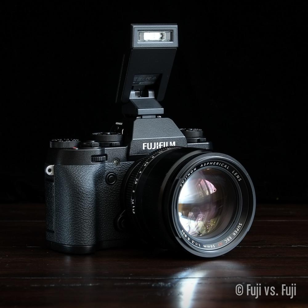 Fuji Fujifilm X-T1 EF-X8
