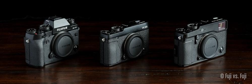Fuji Fujifilm X-T1 vs X-E2 vs X-Pro1.jpg