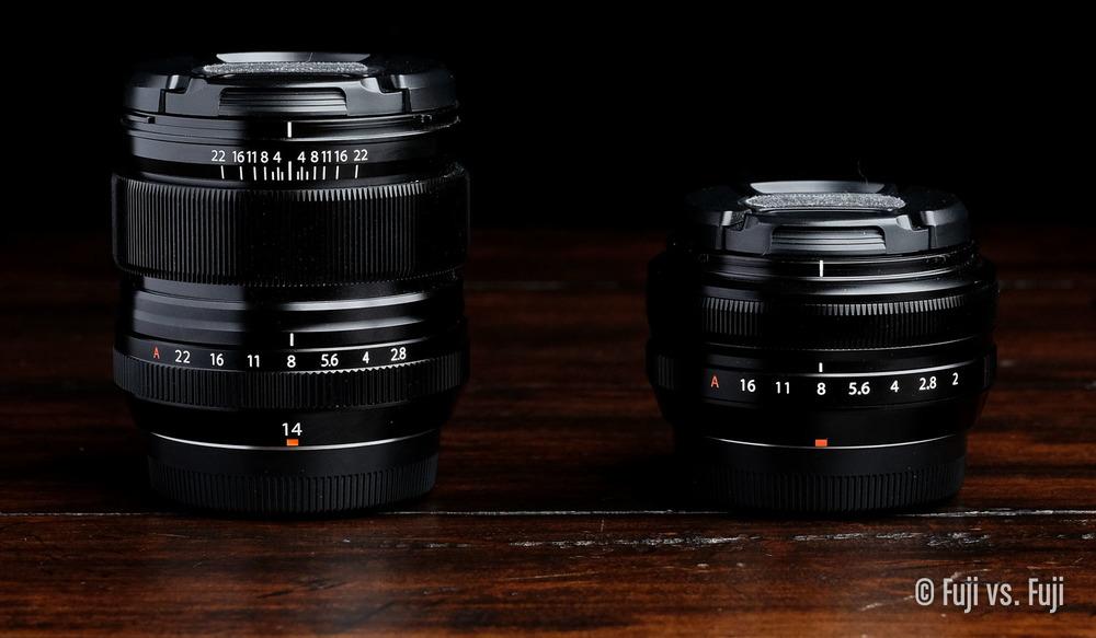 Fuji Fujifilm 14mm f/2.8 18mm f/2.jpg