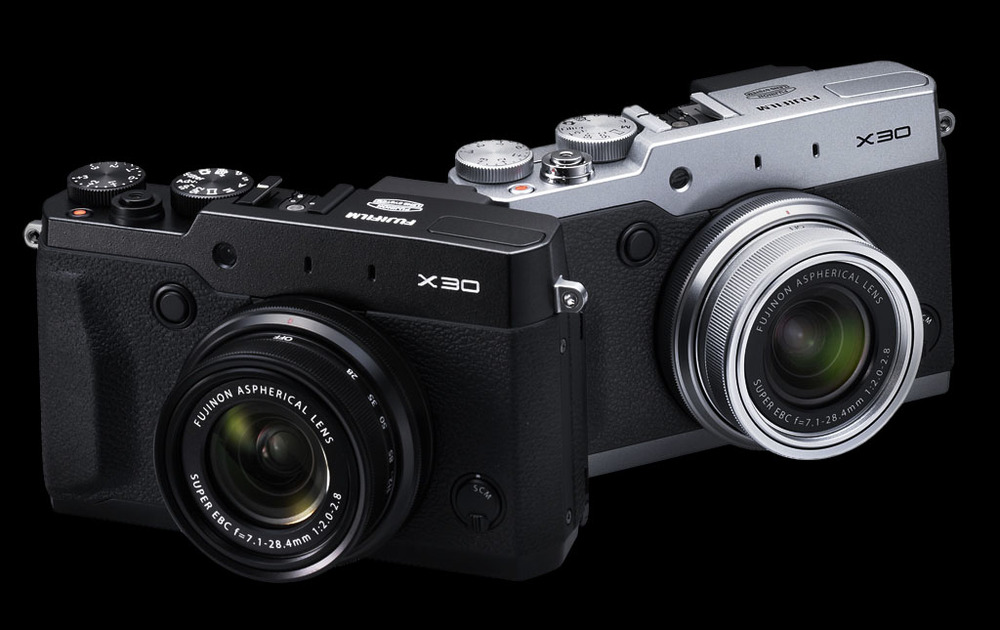 Fuji Fujifilm X30 Review